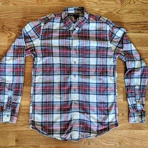 J. Crew Men's Oxford Button Down Shirt
